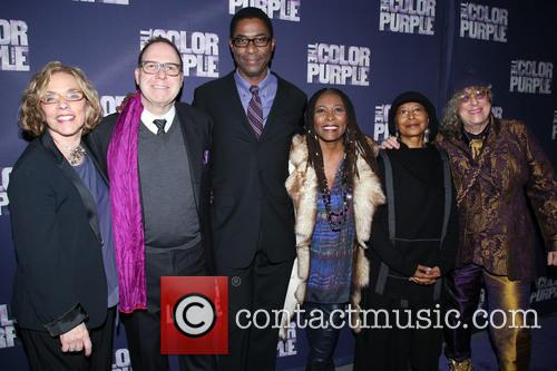 Marsha Norman, Scott Sanders, Stephen Bray, Brenda Russell, Alice Walker and Allee Willis