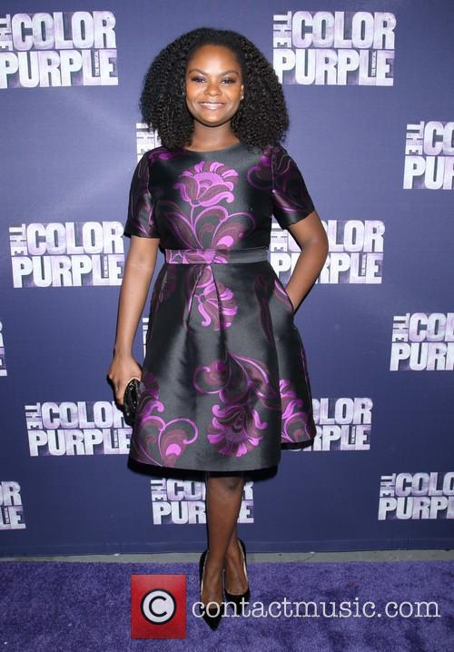 Shanice and The Color Purple 1