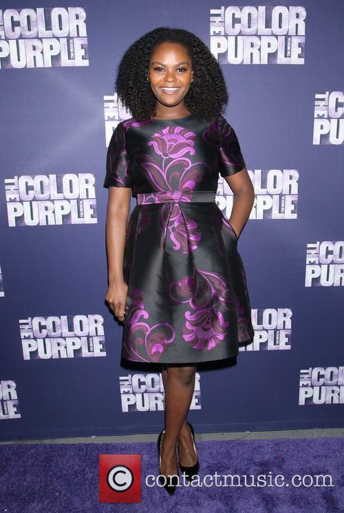 Shanice and The Color Purple 2
