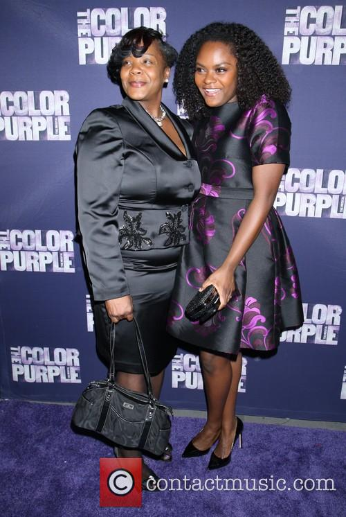 Shanice, Andrea Scales and The Color Purple 4