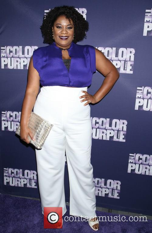 The Color Purple and Adrienne Moore 5