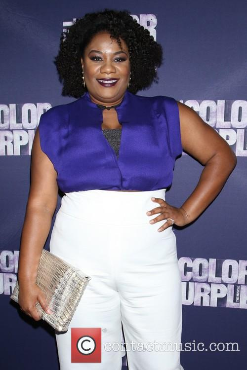 The Color Purple and Adrienne Moore 6