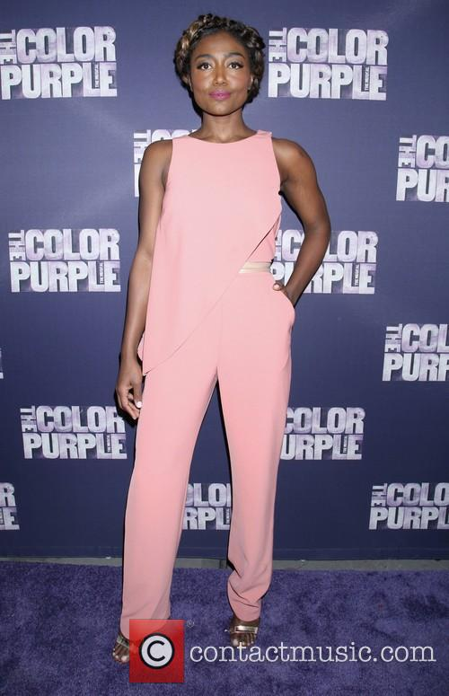 The Color Purple and Patina Miller 8
