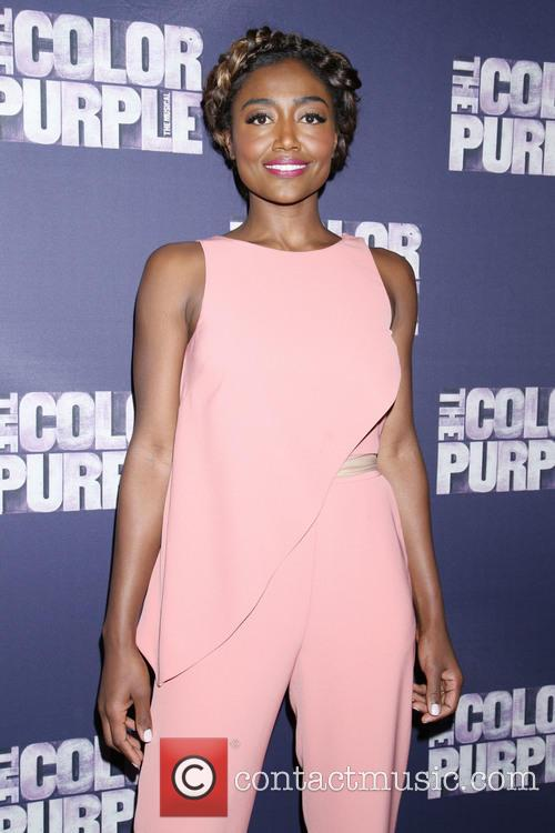 The Color Purple and Patina Miller 9