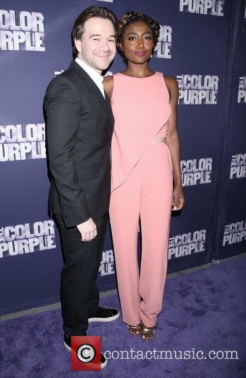 The Color Purple, David Mars and Patina Miller 10