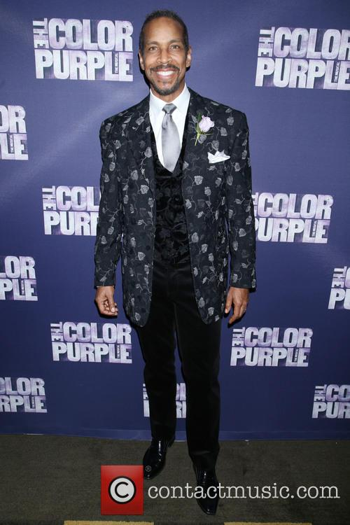 The Color Purple and Kevyn Morrow 5
