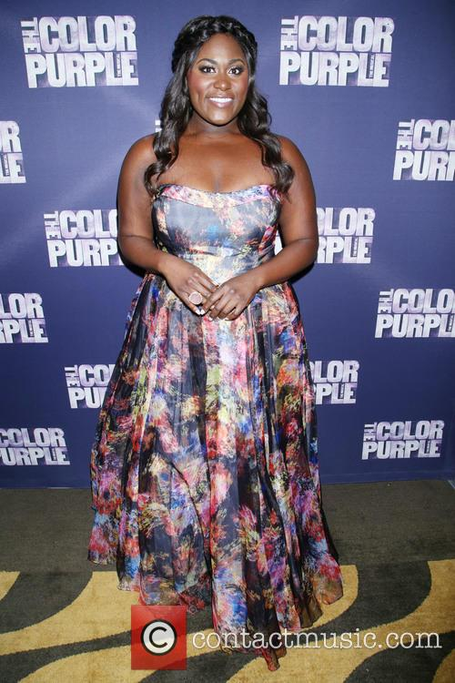 Danielle Brooks and The Color Purple 1