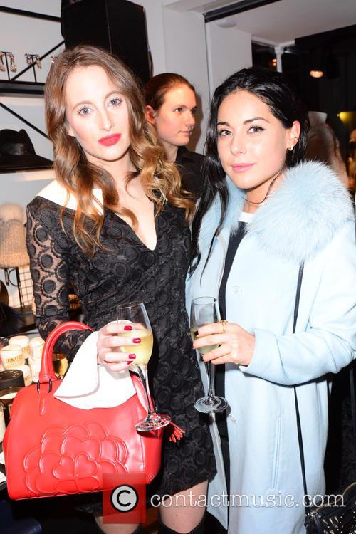 Rosie Fortescue and Louise Thompson 10