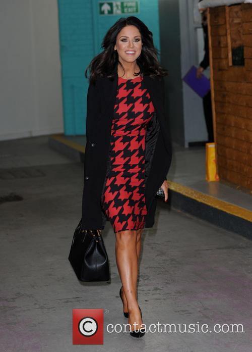 Vicky Pattison at The ITV Studios