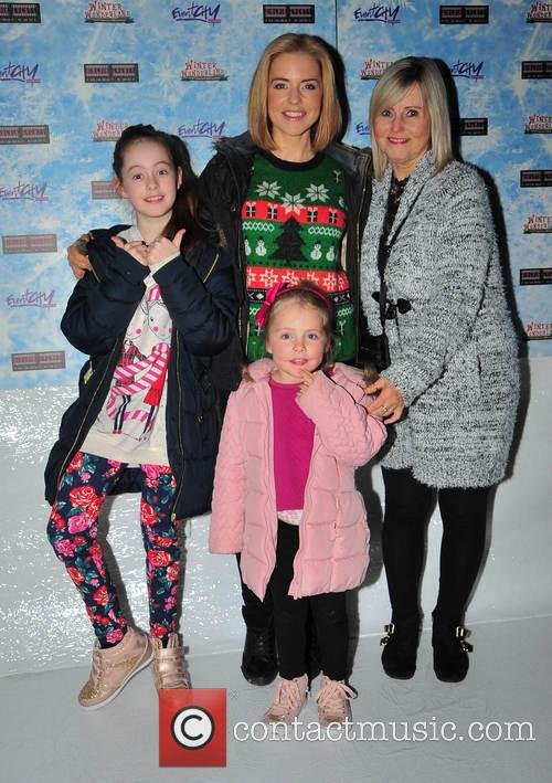 Stephanie Waring, Mary Waring, Mia Waring and Lexi Grace Hooper 1
