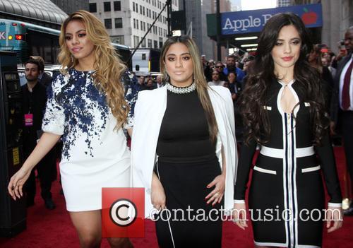 Fifth Harmony, Dinah Jane Hansen, Ally Brooke and Billboard 1