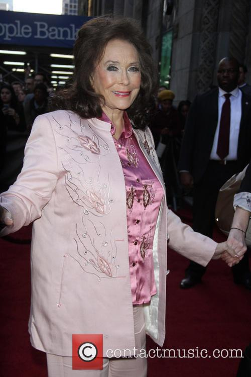 Loretta Lynn at the Billboard Women in Music Awards
