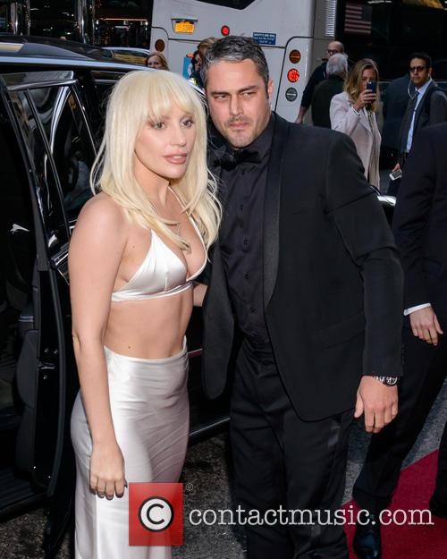 Lady Gaga and Taylor Kinney 1