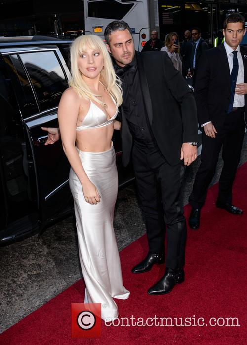 Lady Gaga and Taylor Kinney 2