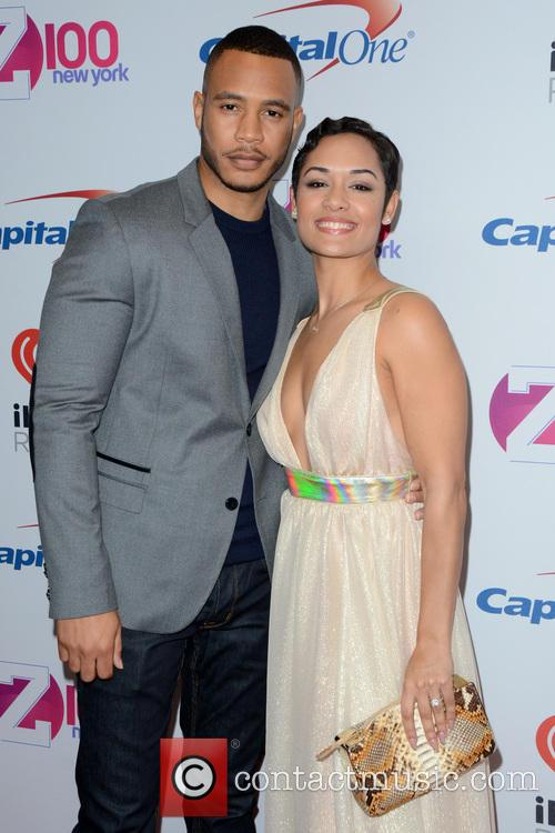 Trai Byers and Grace Gealey 1