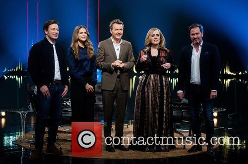 Princess Madeleine Of Sweden, Chris O'neill, Jamie Oliver, Fredrik Skavlan and Adele Adkins 7