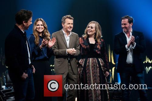 Princess Madeleine Of Sweden, Chris O'neill, Jamie Oliver, Fredrik Skavlan and Adele Adkins 8