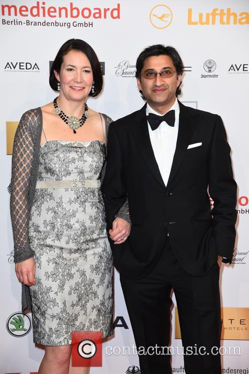 Victoria Harwood and Asif Kapadia 2