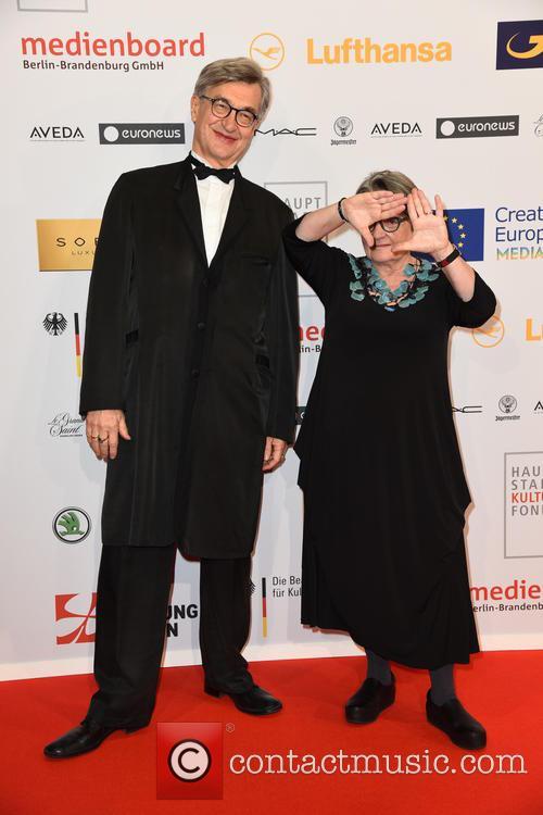 Wim Wenders and Agnieszka Holland 2
