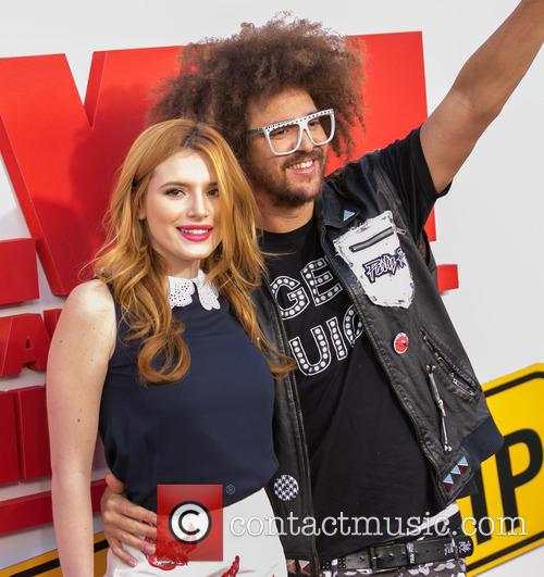 Bella Thorne and Redfoo 2