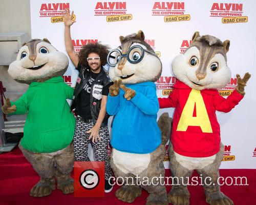 Redfoo, Alvin and The Chipmunks 2