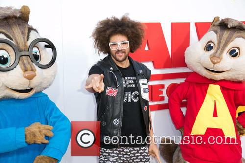 Redfoo, Alvin and The Chipmunks 4