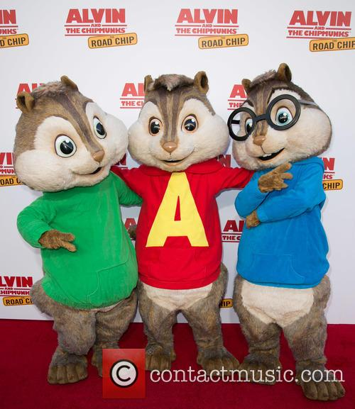 Alvin and The Chipmunks 5