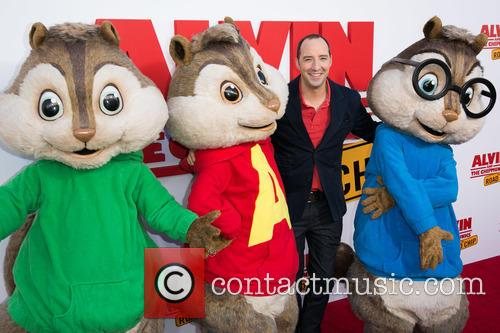 Tony Hale, Alvin and The Chipmunks 2
