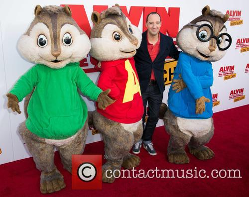 Tony Hale, Alvin and The Chipmunks 3