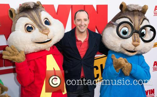 Tony Hale, Alvin and The Chipmunks 4