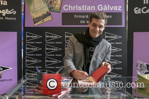 Leonardo Da Vinci and Christian Galvez 4