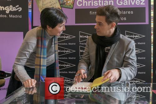 Leonardo Da Vinci and Christian Galvez 6