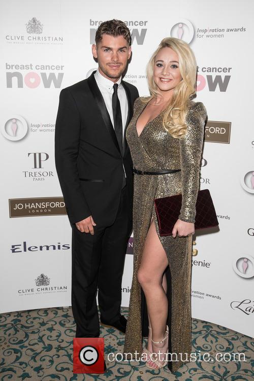 Kieron Richardson and Kirsty Leigh Porter 1