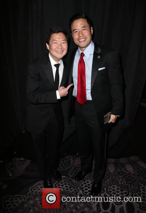 Ken Jeong and Randall Park 1
