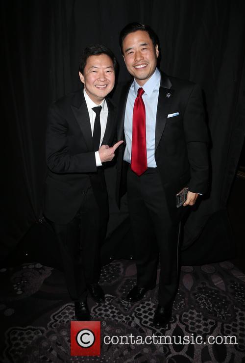 Ken Jeong and Randall Park 2