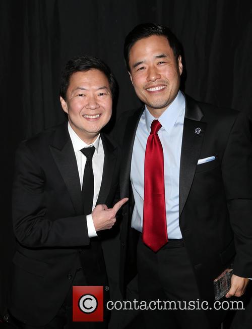 Ken Jeong and Randall Park 3