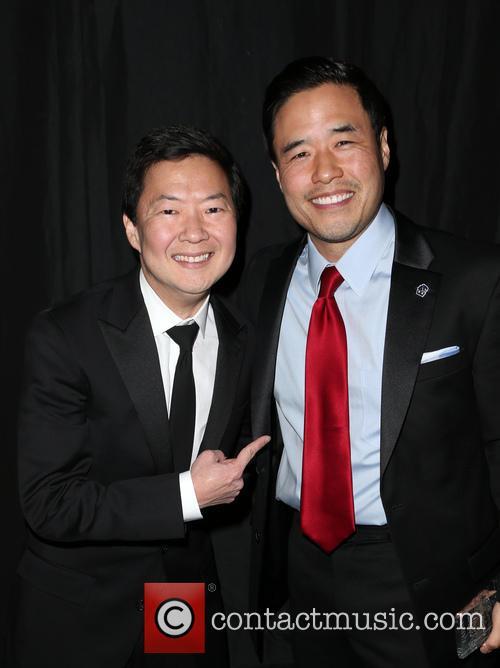 Ken Jeong and Randall Park 4