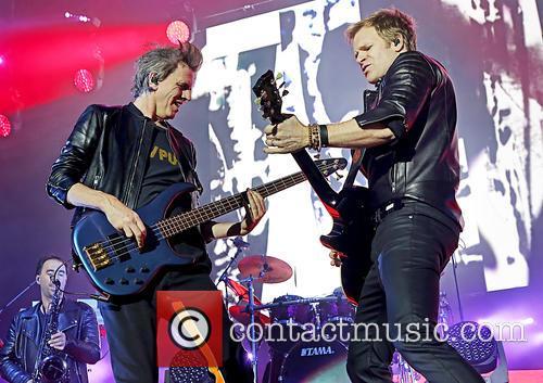 Duran Duran, John Taylor and Dom Brown 4