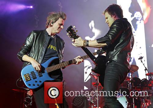 Duran Duran, John Taylor and Dom Brown 5