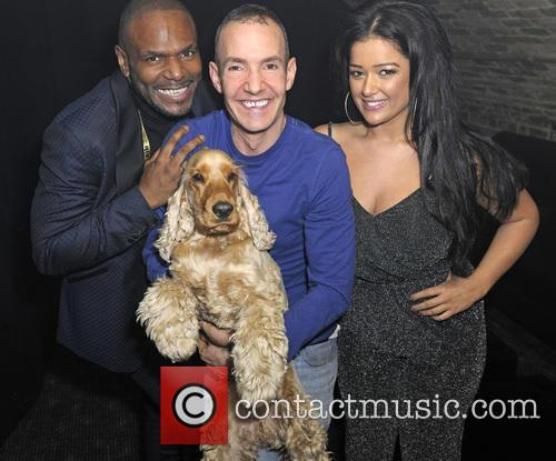 Lauren Murray, Anton Stephans and Jeremy Joseph 4