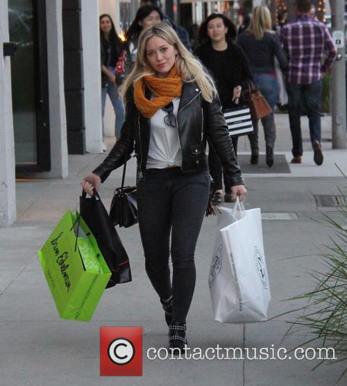 Hilary Duff and Hilery Duff 9