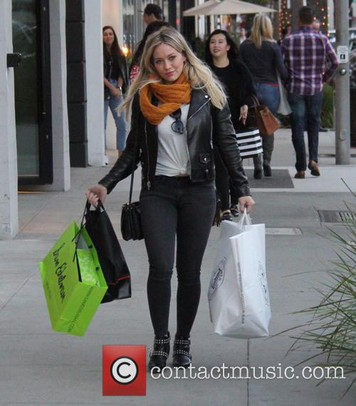 Hilary Duff and Hilery Duff 10