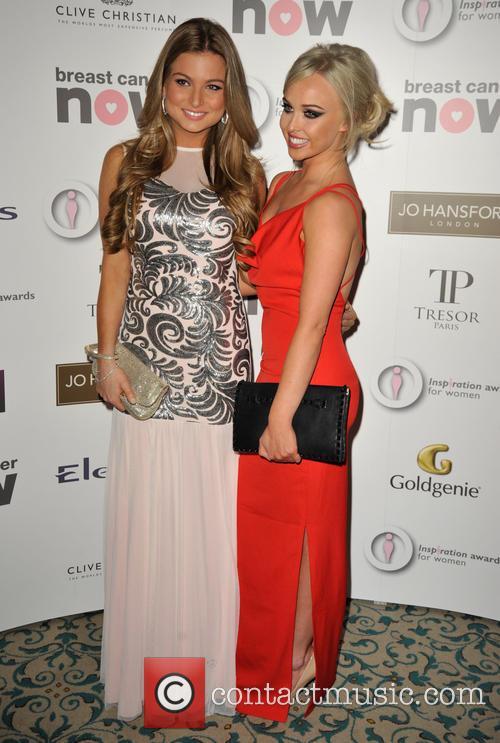 Zara Holland and Jorgie Porter 3