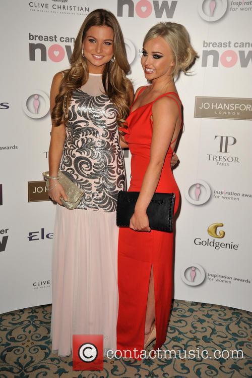 Zara Holland and Jorgie Porter 4
