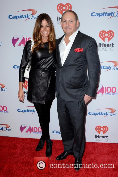 Kelly Bensimon and John Demsey