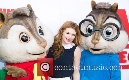 Bella Thorne, Alvin and The Chipmunks 7