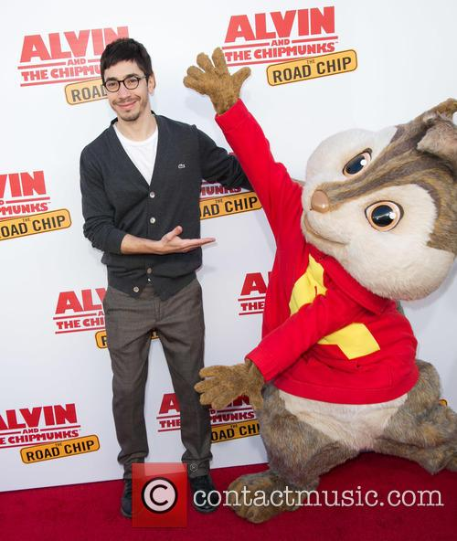 Justin Long, Alvin and The Chipmunks 5