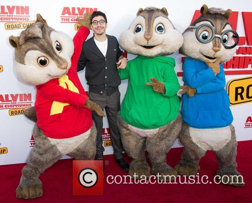 Justin Long, Alvin and The Chipmunks 6