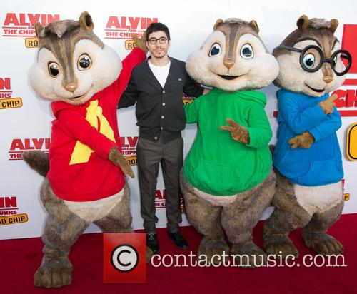 Justin Long, Alvin and The Chipmunks 8