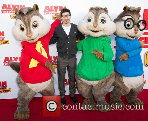 Justin Long, Alvin and The Chipmunks 9
